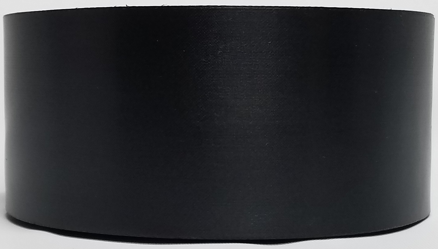 "1 3/4"" Wide Black (55yds.) Perfect Ribbon"