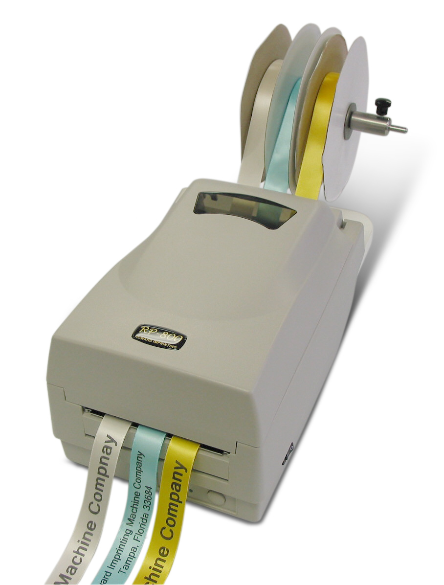 printing ribbon machine