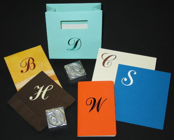 Sheldon Monograms